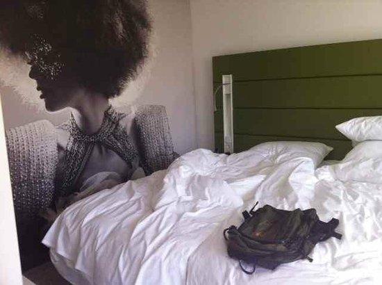 Hotel Indigo Duesseldorf - Victoriaplatz : La chambre