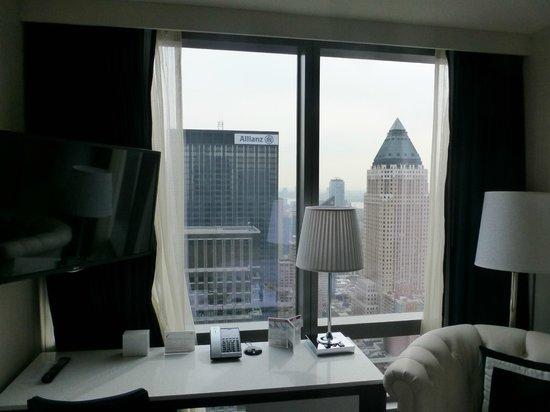 Residence Inn New York Manhattan/Central Park: One view