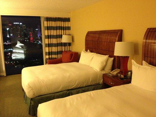Hilton Miami Downtown: letti comodissimi