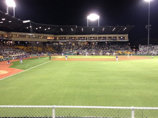 ‪Alex Box Stadium/Skip Bertman Field‬
