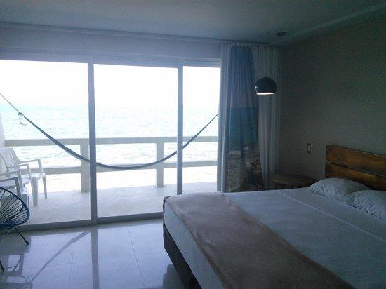 Hotel Rocamar: bedroom