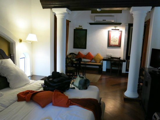 Cinnamon Lodge Habarana: Camere spaziose