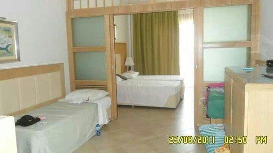 Lindos Imperial Resort & Spa: Camera