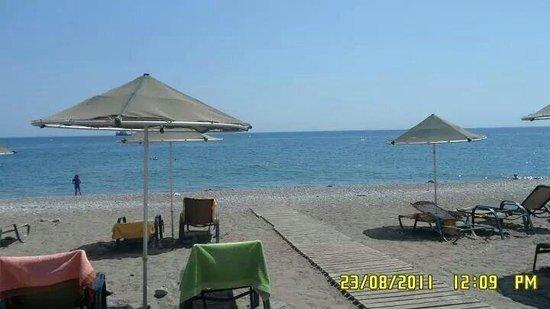 Lindos Imperial Resort & Spa : Spiaggia