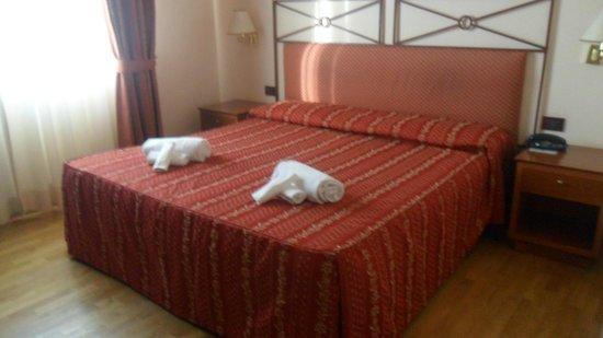 Hotel Semifonte : Camera da letto