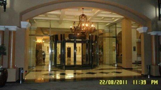 Lindos Imperial Resort & Spa : Ingresso