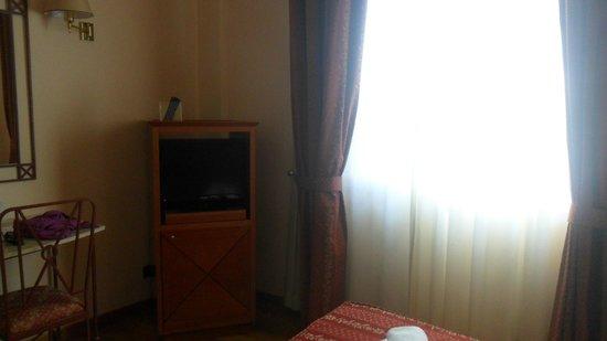Hotel Semifonte: Camera da letto