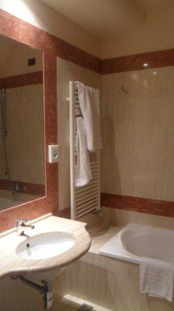 Hotel Semifonte: Bagno