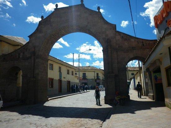 Centro Historico De Cusco: cuzco