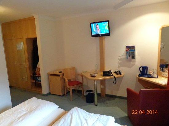 Alphotel Ettal: уютно