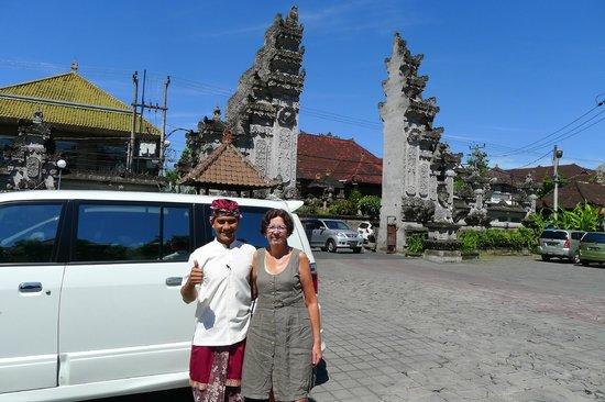 Ayung Resort Ubud: Gratis vervoer naar Ubud