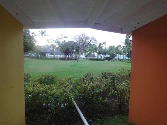Club Med Punta Cana : vue de ma chambre