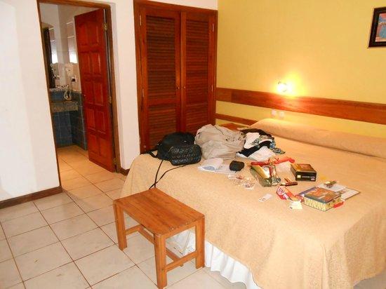 Cabanas Del Lenador Hotel: Habitacion