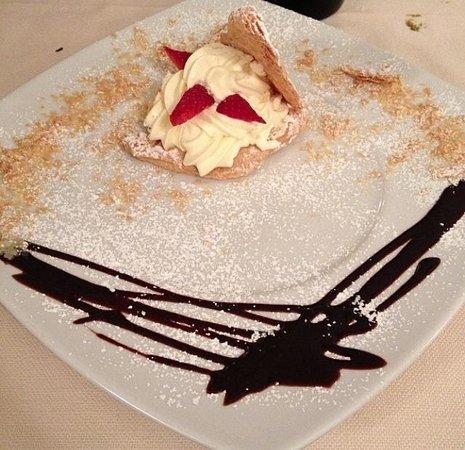 Da Marino al Saint Remy: Dessert