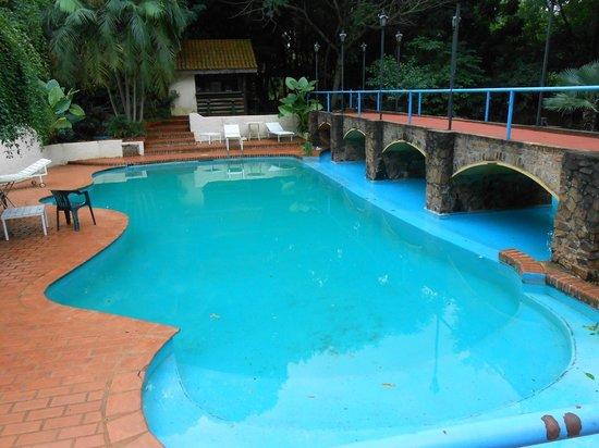 Cabanas Del Lenador Hotel: Pileta