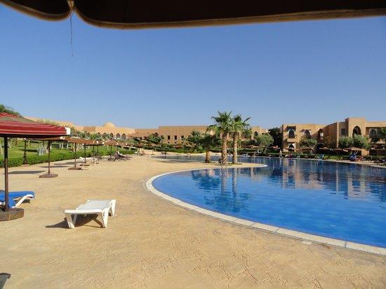 Marrakech Ryads Parc & Spa: piscine