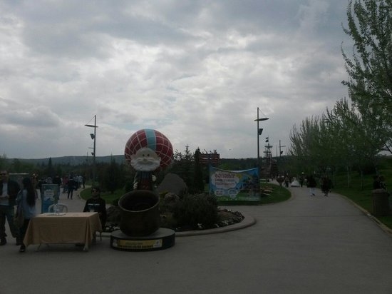 Sazova: fotografía de Sazova Park, Eskisehir - TripAdvisor