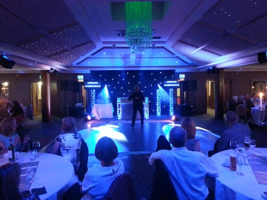 Formby Hall Golf Resort & Spa: Tom Jones Tribute Act.