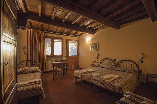 Villa Bonadea: Appartamento Camera Tripla