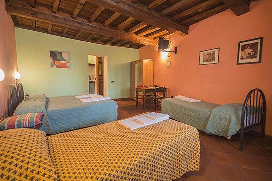Villa Bonadea: Appartamento Camera Quadrupla
