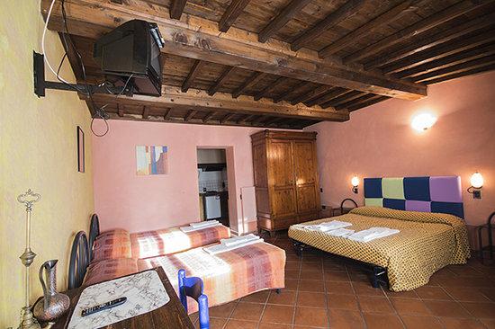 Villa Bonadea : Appartamento Camera Quadrupla 2