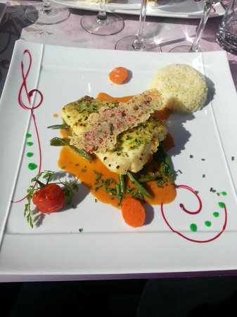 Le sweet restaurant : plat