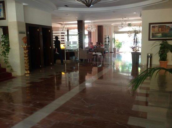 Estrella Coral de Mar Resort Wellness & Spa: Recepción