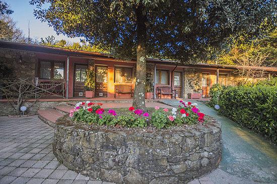 Villa Bonadea: Esterno Camere 1