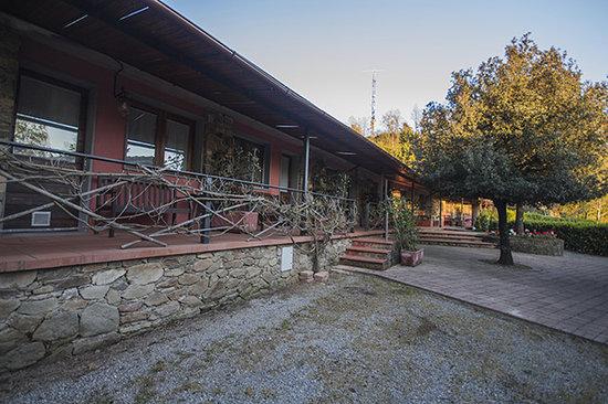 Villa Bonadea: Esterno Camere 2