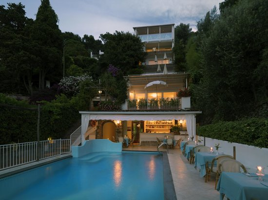Villa Brunella: Piscina