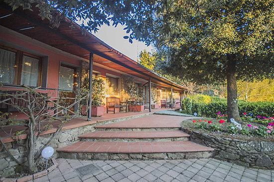 Villa Bonadea: Esterno Camere 3