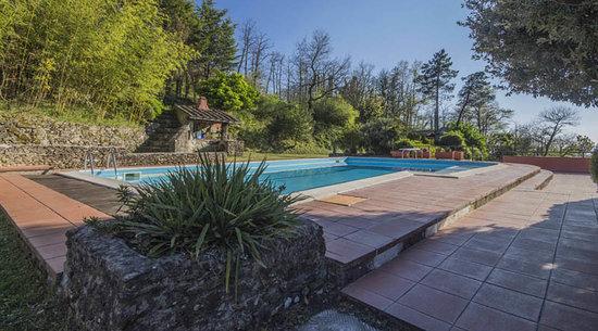 Villa Bonadea: Piscina 1
