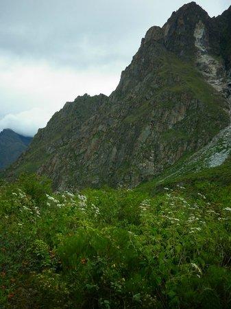 Camino Inca: recorrido 1er dia