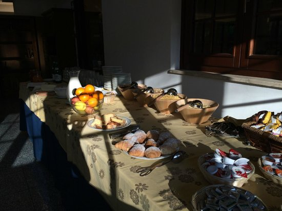 Hotel Palatino: Breakfast