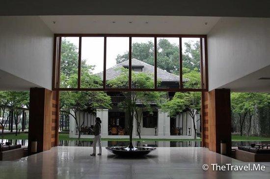 The Restaurant at Anantara Chiang Mai Resort : 環境
