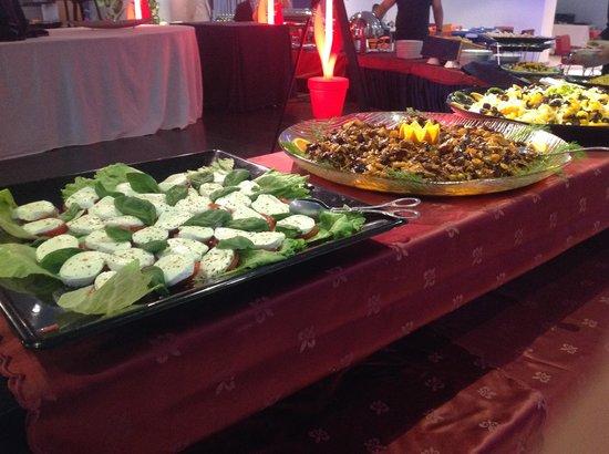 Domina Zagarella Sicily: Buffet