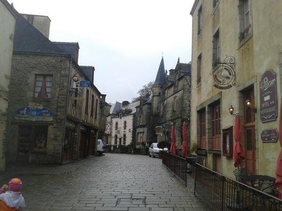 Rochefort-en-terre : Улочки