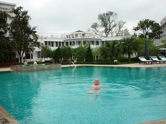 La Residence Hue Hotel & Spa: Pool