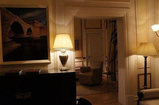 The St. Regis Rome : 部屋