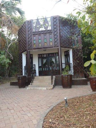Mandina River Lodge: Jungle Lodge