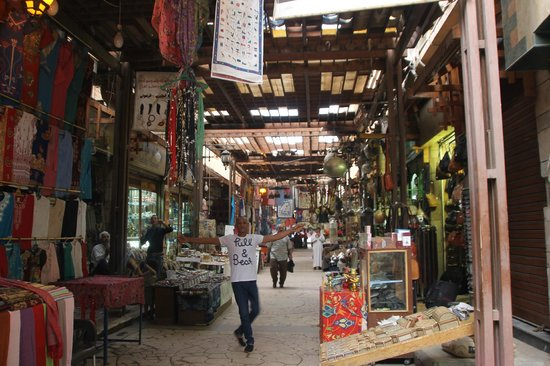 Souks (Market) : Warm and welcoming