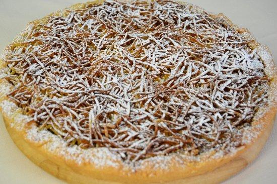 Ristorante Ca' d'Frara: Torta di Taglioline