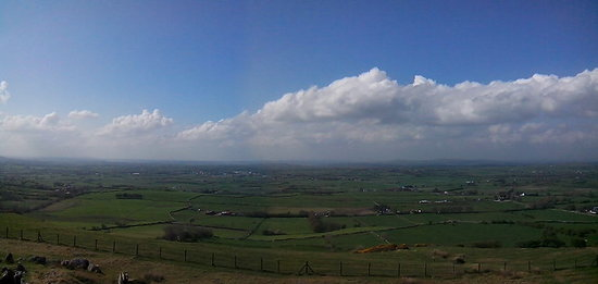 Beautiful Meath Tours: Views from LOUGHCREW Cairn T.