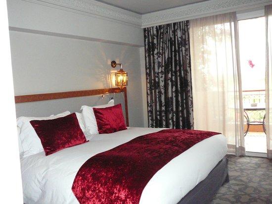 Sofitel Marrakech Palais Imperial: Chambre