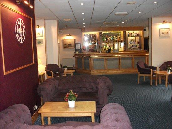 Best Western Passage House Hotel : Hotel Lounge Area