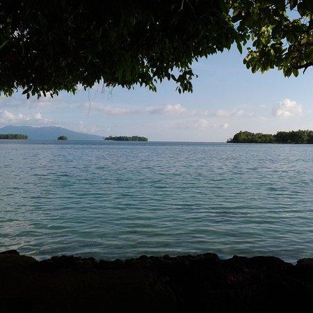 Dive Munda : View from Munda Island