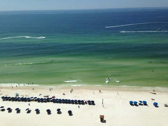 Wyndham Vacation Resorts Panama City Beach : Can't beat the view!