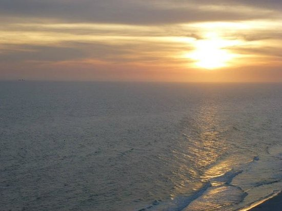 Wyndham Vacation Resorts Panama City Beach: Sunset