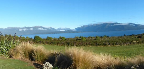 Loch Vista Lakeview Accommodation: Aussicht