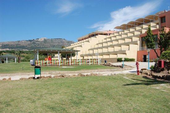 Club Marmara Cala Regina : Terrains de jeux
